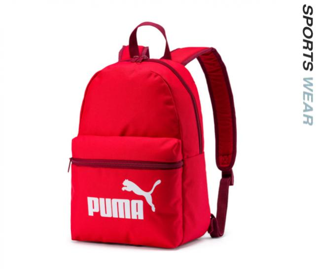 Puma Phase Small Backpack - Red