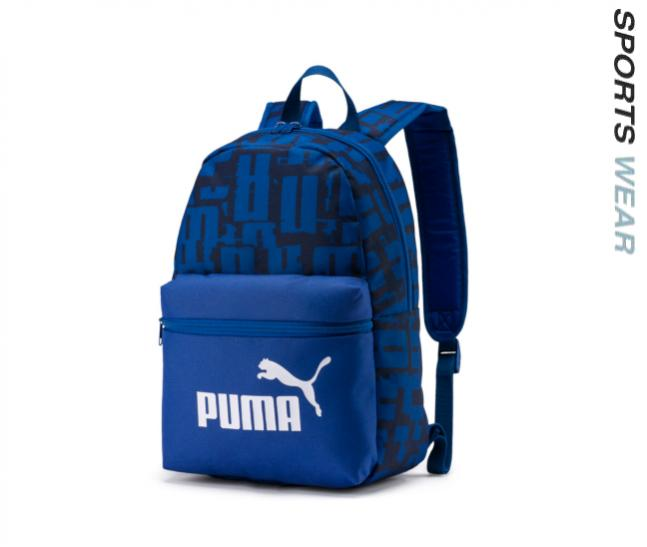 Puma Phase Small Backpack - Galaxy Blue-Peacoat