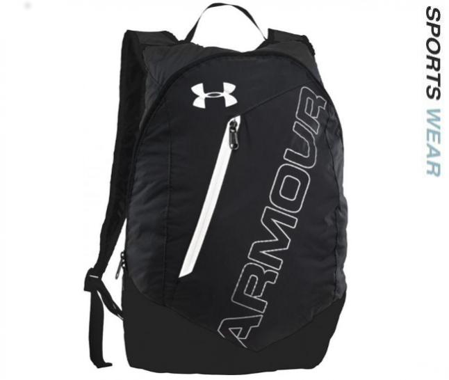 Under Armour Backpack (Packable) - Black - 1256393-004