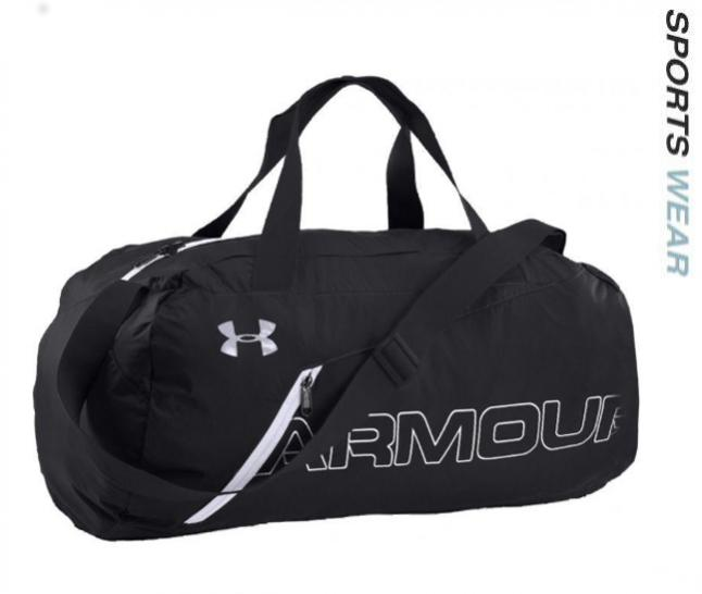Under Armour Packable Duffel - Black - 1256394-004