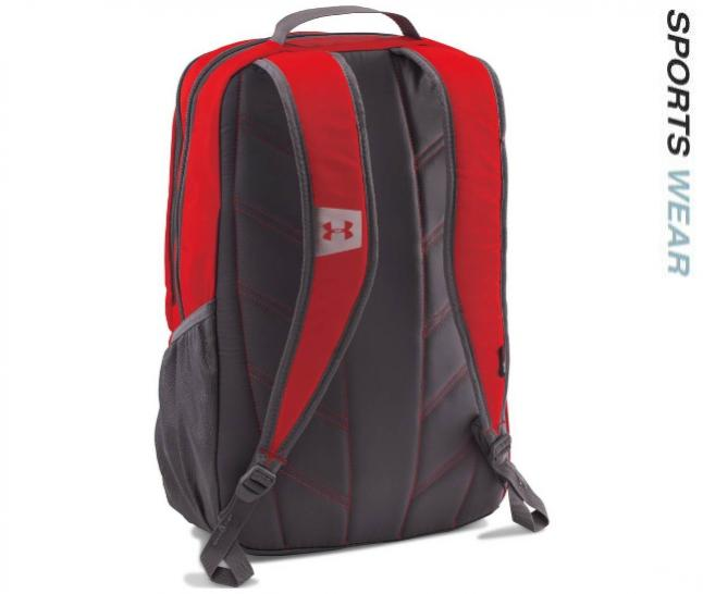 b491993dab Under Armour Hustle LDWR Backpack - Red - 1273274-600 SKU  1273274 ...