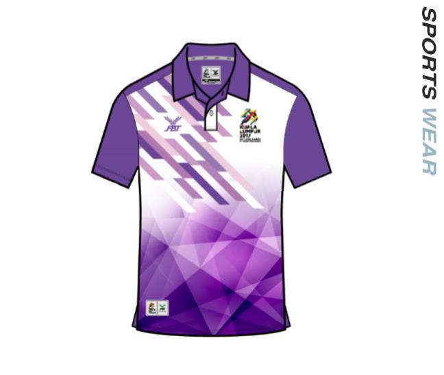 Sea Game Official Polo Shirt - 12P674 Purple