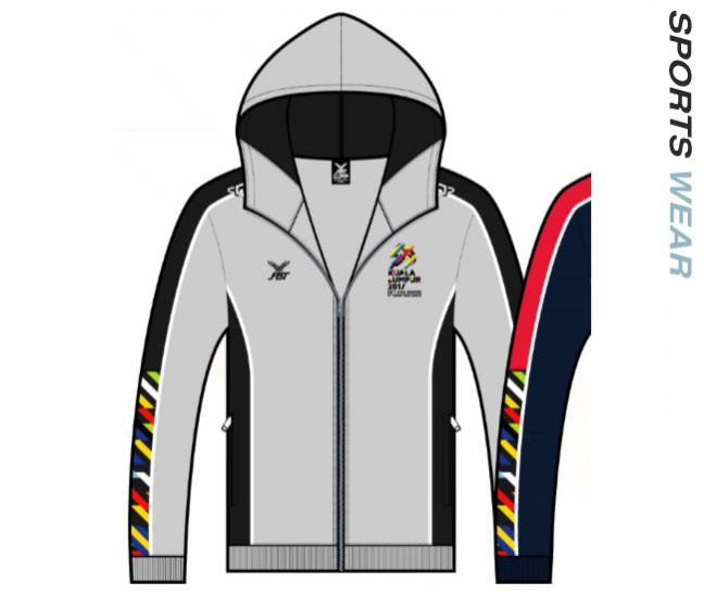 Sea Game Official Jacket - 12W469 Grey/Black