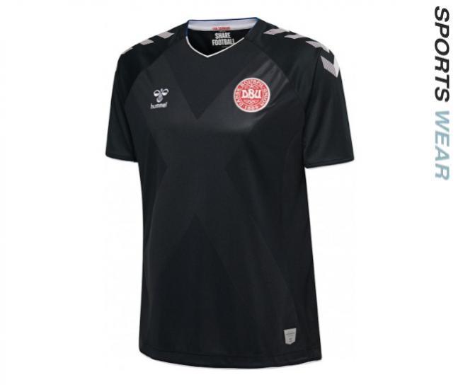 a999063957c SKU Number 202580-2267. Hummel Denmark 2018 Goalkeeper Jersey- Black