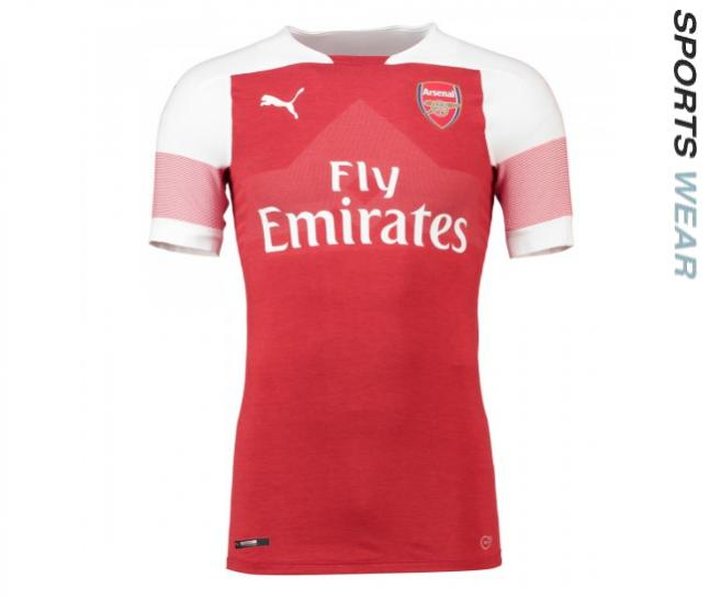hot sale online c86a7 178a9 Puma Arsenal Authentic evoKNIT Home Shirt 2018-19 SKU ...