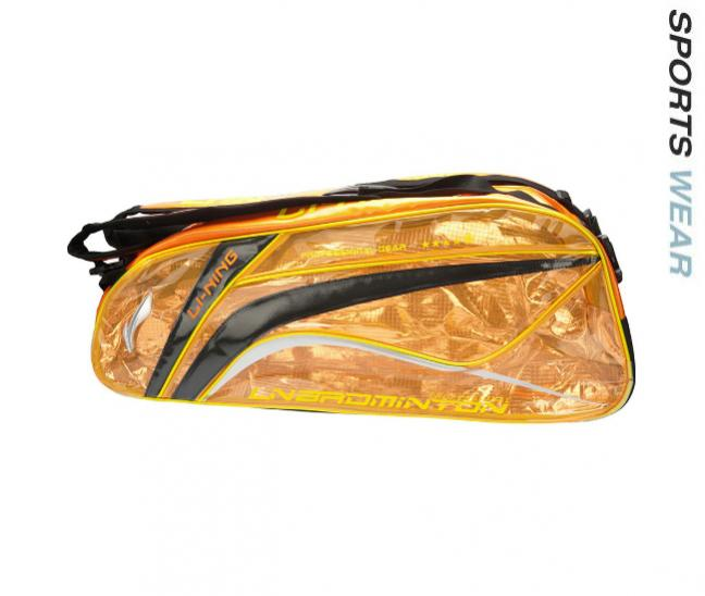 Li-Ning Racquet bag 9 in 1 - Orange