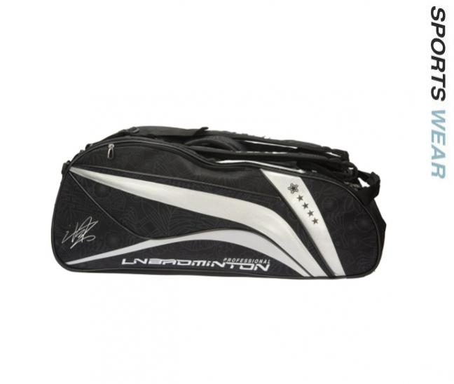Li-Ning Zhao YunLei 2016 Olympic 9 in 1 Racket Bag - Black