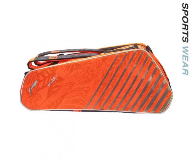 Li-Ning Olympic Rio Badminton 9 in 1 Bag - Orange
