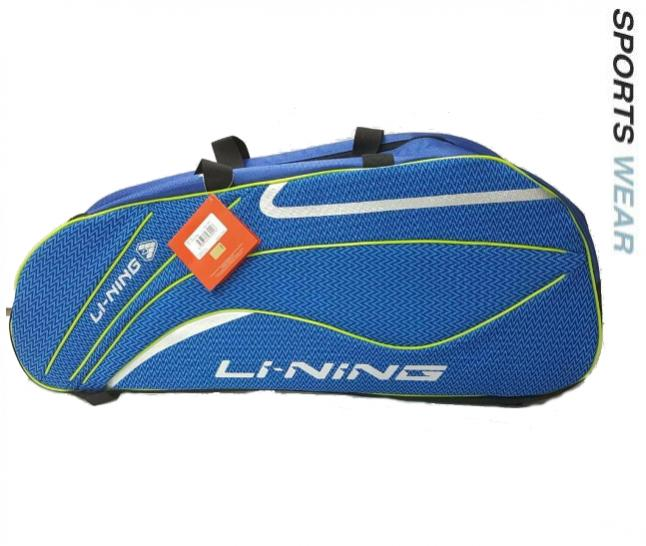 Li-Ning Racquet Bag 9 in 1 - Blue ABSL392-11