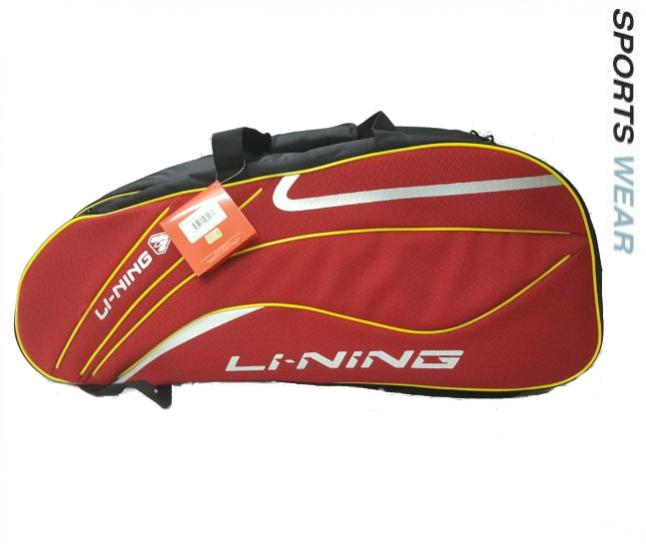 Li-Ning Racquet Bag 9 in 1 - Red ABSL392-12