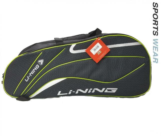 Li-Ning Racquet Bag 9 in 1 - Black ABSL392-13