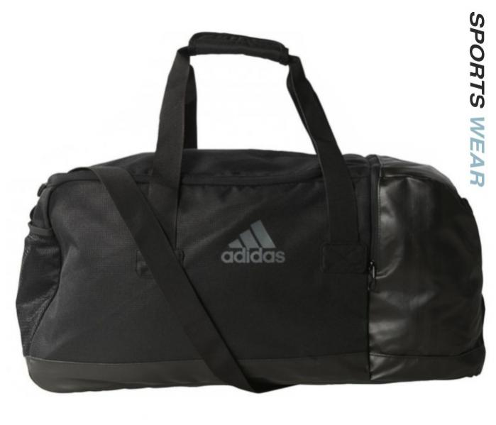 Adidas 3S Performance Teambag Medium - Black AJ999-3
