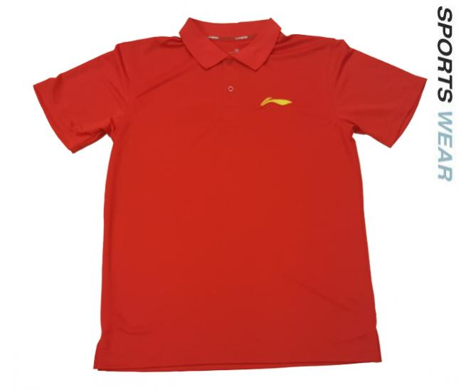 Li-Ning Mens Basic Polo