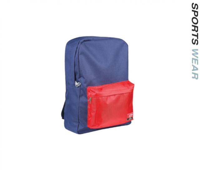 Arora Bag Pack-Navy Red