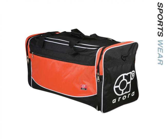 Arora Carry Bag -Black/Orange