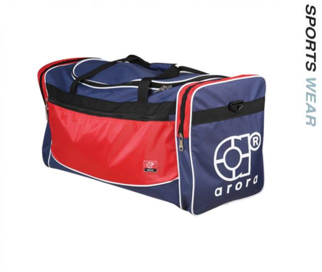 Arora Carry Bag -Navy/Red