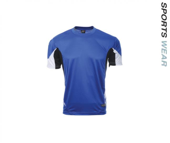 Arora Global Jersey Unisex Quick Dry Junior -Royal Blue