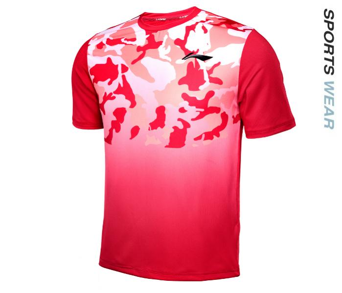 Li-Ning Men RN's TEE - Red