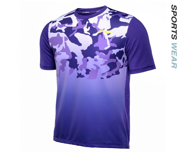 Li-Ning Men RN's TEE - Purple
