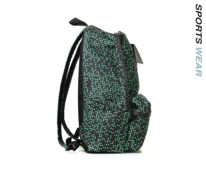 a96965850c SKU No  BA4302-063. Category  Backpack Colour  Green Mix Available Size   32W x 45H x 20D cm