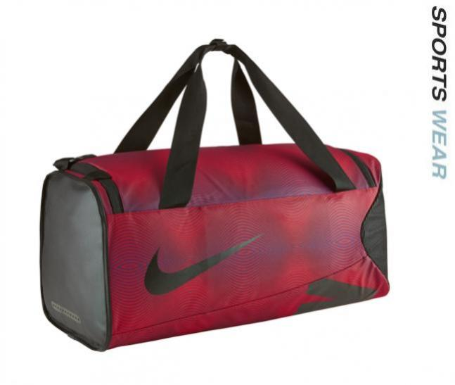 Nike Alpha Adapt Crossbody Graphic Duffel Bag - University Red