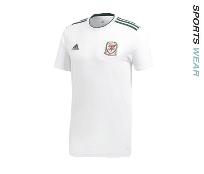 2f97a76dc3a SKU Number BP99-89. Adidas Wales 2018 Away Jersey ...