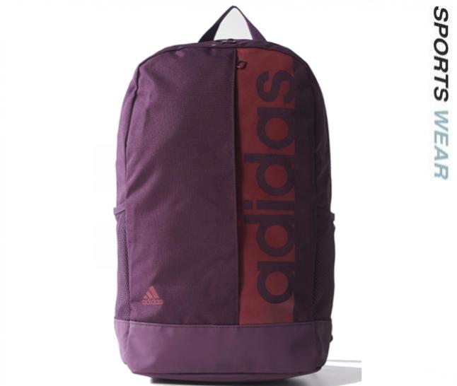 48b654aaaf1 SKU Number BR50-93. Adidas Linear Performance Backpack ...