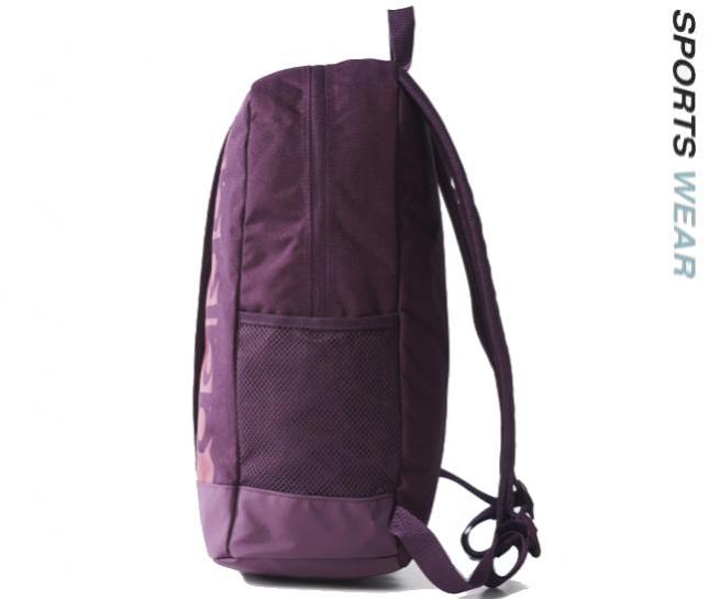 Adidas Linear Performance Backpack - Purple BR5093 SKU  BR50-93 ... 65788e6260ae5
