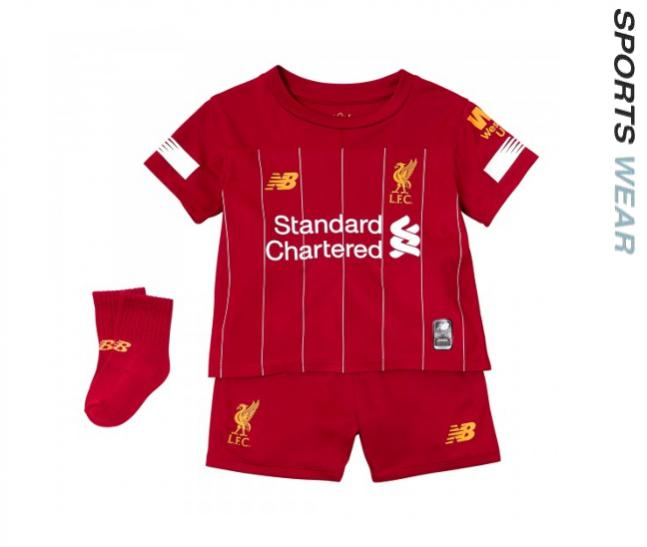 New Balance Liverpool FC 2019/20 Home Baby Kit