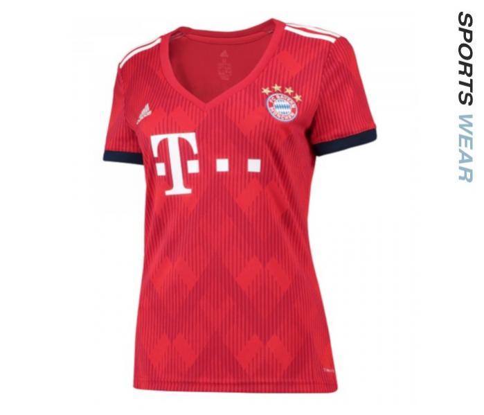 Adidas FC Bayern Munich 2018 19 Home Jersey - CF5432 ... 7c9aa2808