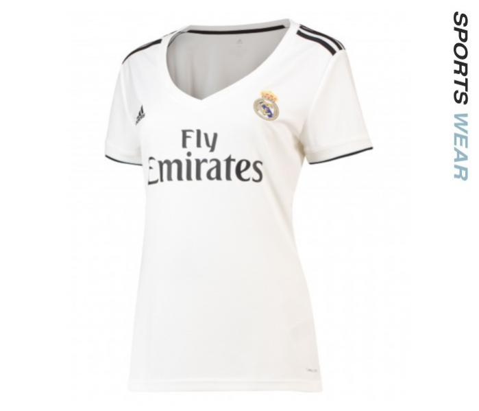 SKU Number CG0545. Adidas Real Madrid 2018 19 Women Home Jersey 67dc5fab0