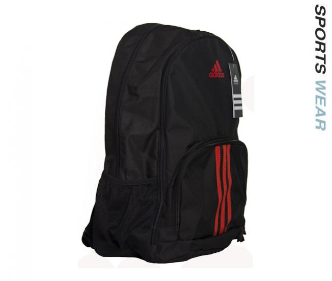 0ad4899d3c7f Category  Backpack Colour  Black with Red Stripes Available Size  32W x 15D  x 45H