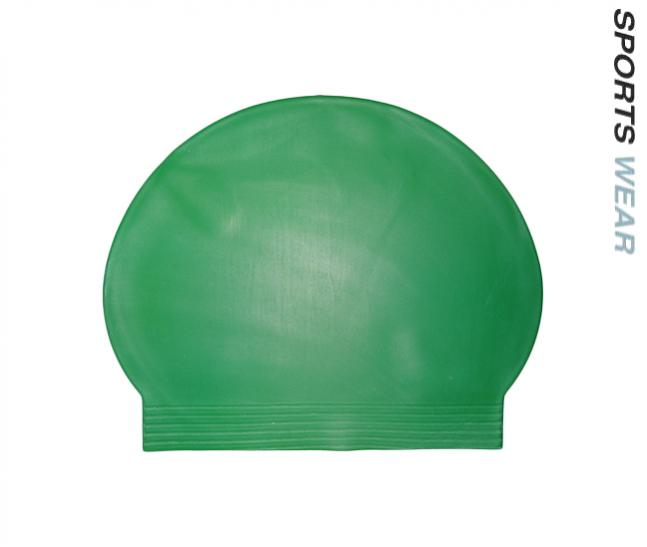 Latex Swim Cap - Green