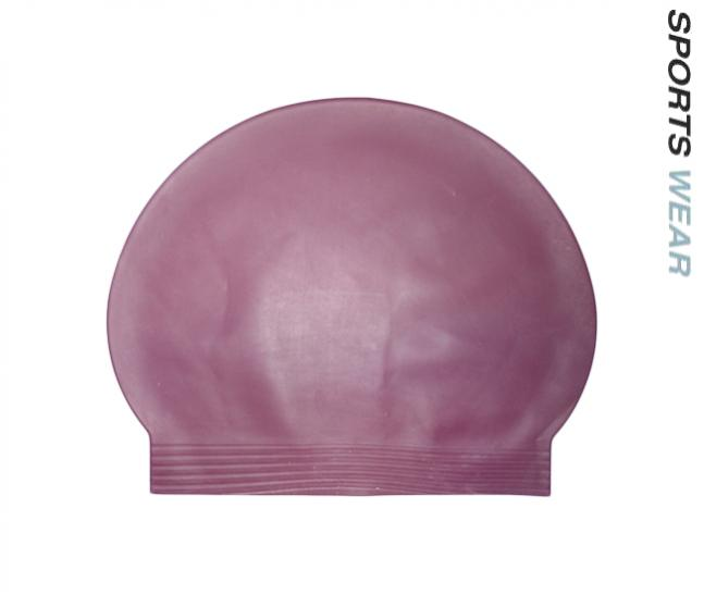 Latex Swim Cap - Cardinal