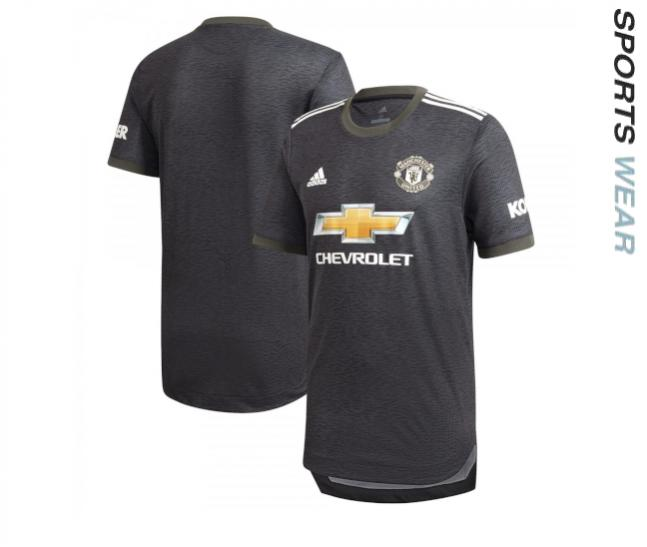 Adidas Manchester United 2020/21 Authentic Away Shirt