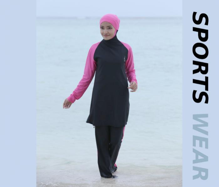 Assila Esra Sporty Chic Swimming Suit