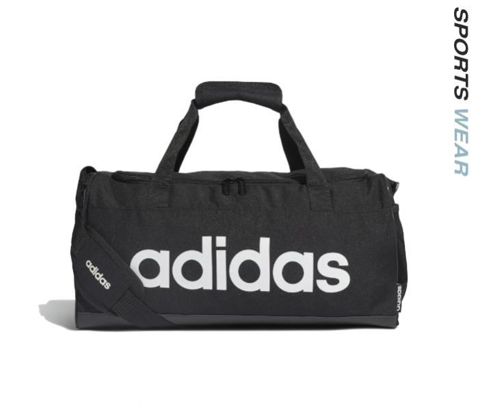 Adidas Linear LOGO Duffel Bag - Black
