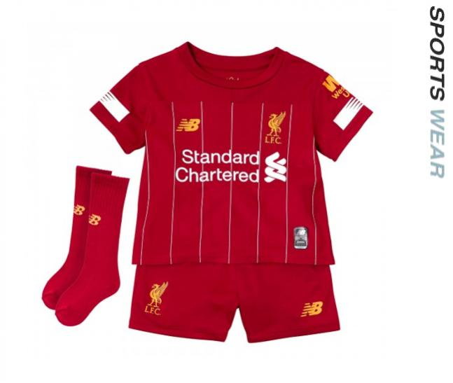 New Balance Liverpool FC 2019/20 Home Infant Kit