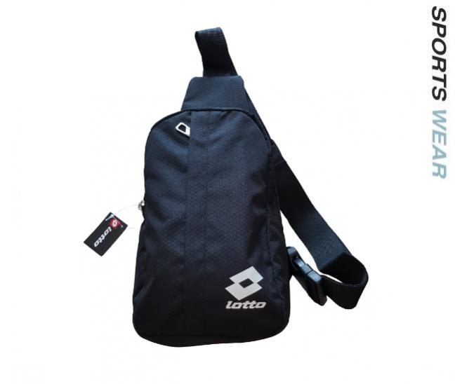Lotto Sling Bag - Black