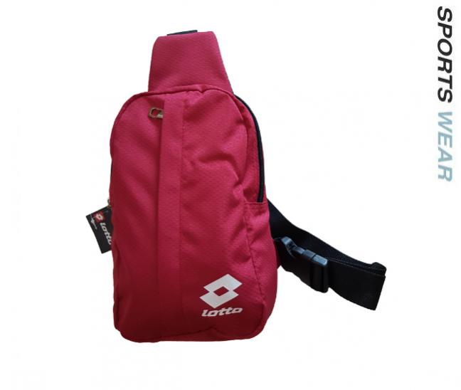Lotto Sling Bag - Red