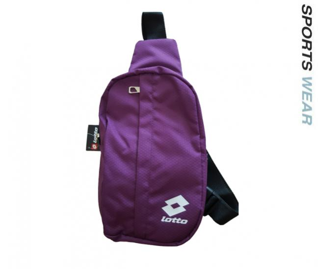 Lotto Sling Bag - Purple