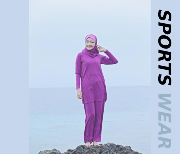 Assila Miza Sporty Chic Swimming Suit
