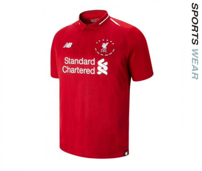 New Balance 2018/19 Liverpool 6 Times Signature Limited Edition