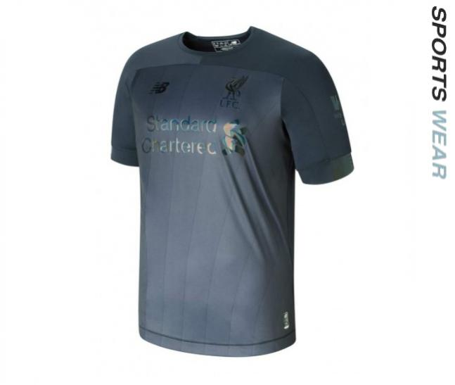 New Balance Liverpool Blackout Limited Edition Shirt (Oversea Imported)