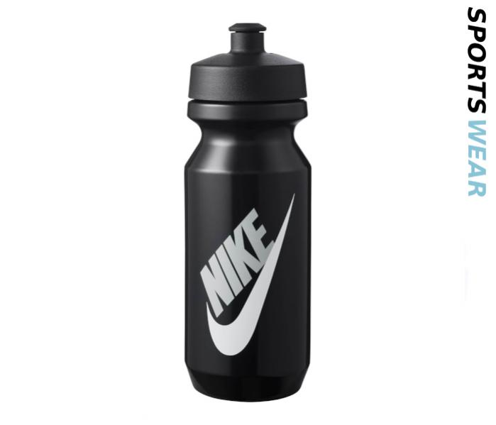 Nike Big Mouth Graphic 650 ml Water Bottle - Black