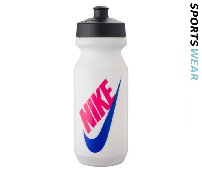 Nike Big Mouth Graphic 650 ml Water Bottle - White