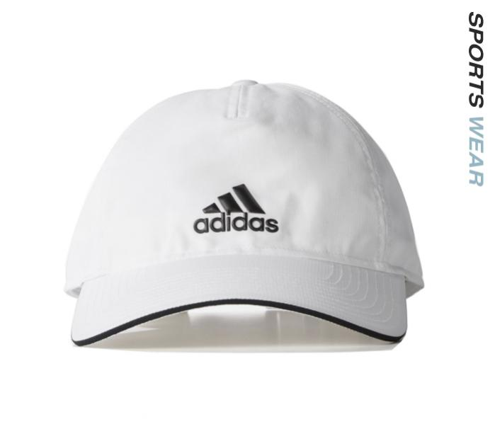 SKU Number S975-97. Adidas Training Classic Five-Panel Climalite Cap - White 83cdbca0bc48