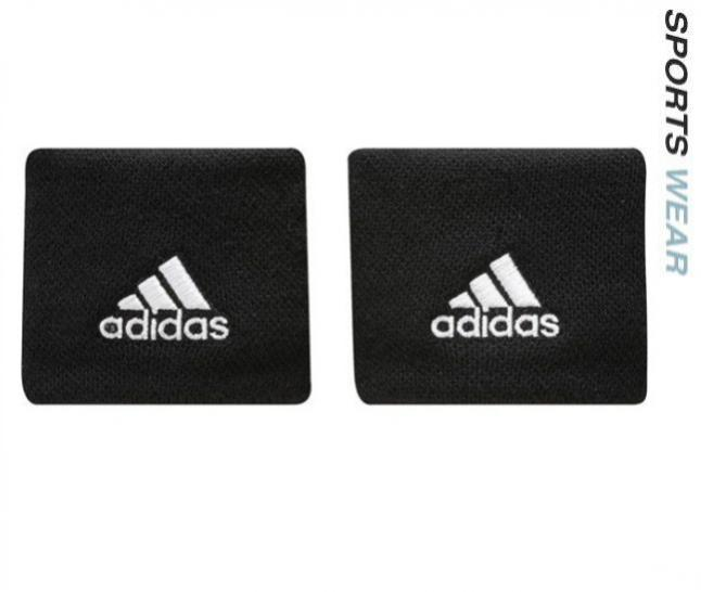 26215fd4d5 SKU Number S978-38. Adidas Unisex Tennis Wristband Small - Black S97838