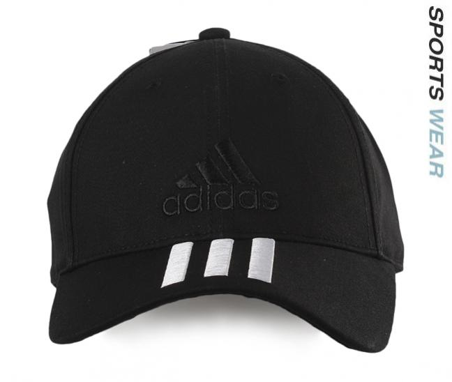 edfd864ab4e Adidas Classic Five-Panel Linear Cap - Black S98157 SKU  S981-57 ...