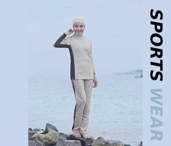 Assila Sarah Sporty Chic Swimming Suit